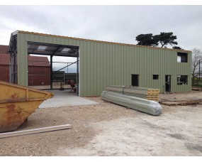 New Warehouse & Offices