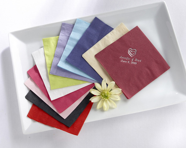 NEW! Personalised Napkins