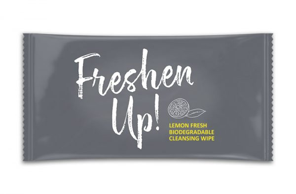 Freshen Biodegradable Cleansing Wipes